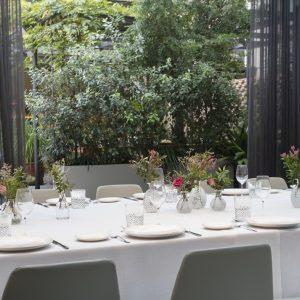 Montaje Imperial Forum A Terraza-Patio Restaurante Solomillo