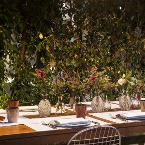 Patio de Restaurante Solomillo