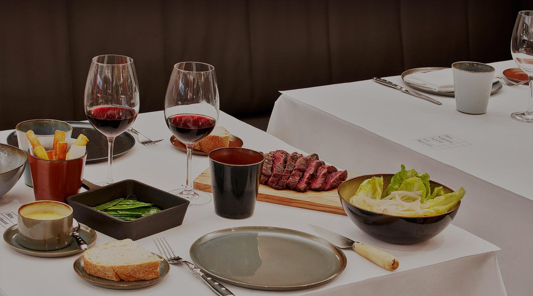 restaurante solomillo carne a peso
